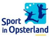 Logo sport in Opsterland