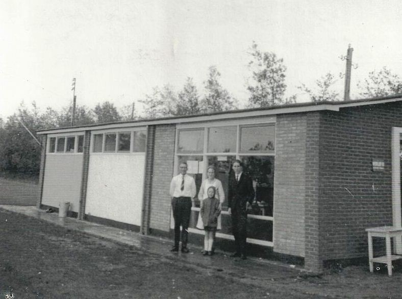 Oude kantine 1971